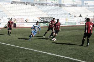 Hoya Lorca - UD Melilla: dos equipos en ascenso