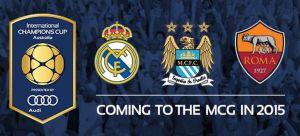 Todo listo para la International Champions Cup en Australia