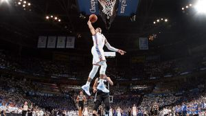 Westbrook fa tremare gli Spurs