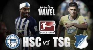 Hertha BSC vs TSG 1899 Hoffenheim Preview: Can the visitors finally move in the right direction?