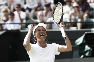 Wimbledon: Hsieh Su-wei saves a match point, ousts world number one Simona Halep
