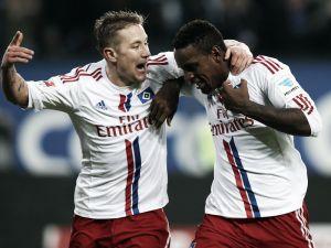 Hamburger SV 2-1 Mainz 05: HSV gain vital three points despite late scare