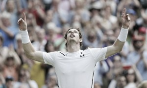 Murray says he expects the unexpected from Raonic in Wimbledon final
