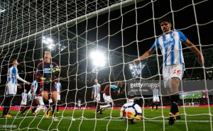West Ham United 2-0 Huddersfield Town: Player ratings as Terriers suffer first defeat of the season