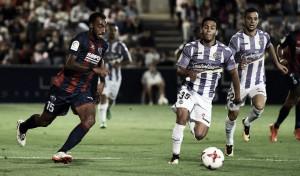 SD Huesca, próximo rival pucelano