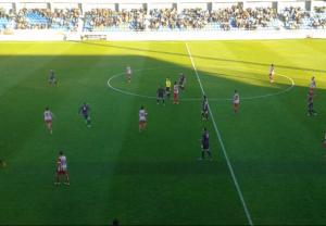 Atlético de Madrid B - SD Huesca: asalto al playoff