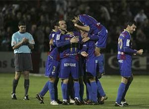 Huesca - Real Unión: El Alcoraz espera la reacción oscense