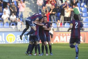 Peña Sport - Huesca: los oscenses quieren prolongar la racha de victorias ante el colista