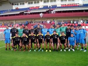 Huesca - Las Palmas Atlético: el Huesca comienza el retorno a segunda