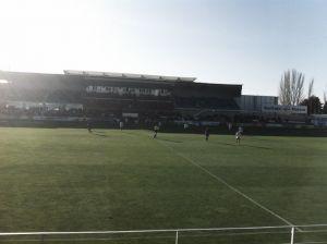 El Huesca vence en un mal partido y sigue a 5 puntos del playoff
