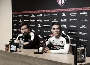 """Luis Reyes y Miguel Fraga: """"Solo pensamos en la victoria"""""""