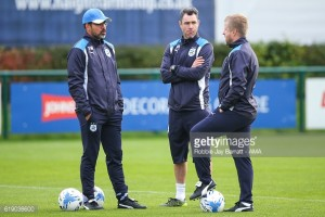 Huddersfield Town first team coach refuses to set targets for first Premier League season