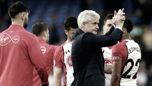 Mark Hughes: ''El partido ante el Swansea va decidir nuestro destino''