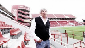 """Moyano: """"La institución funciona como debe hacerlo una institución grande como Independiente"""""""