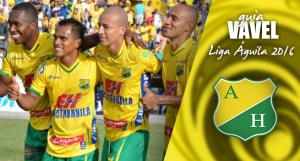 Guía VAVEL Liga Águila 2016-I: Atlético Huila