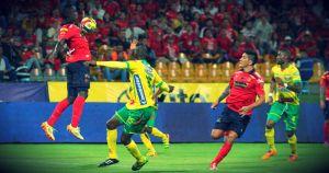 Atlético Huila salió goleado del Atansio
