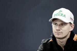 """Nico Hulkenberg: """"Debería haberle dejado un poco más de espacio a Massa"""""""