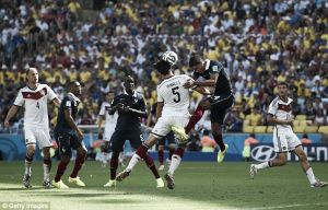 Germany 1-0 France: Die Mannschaft see off France to qualify for fourth successive World Cup Semi Final