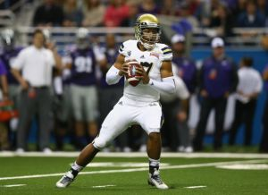Brett Hundley Drafted By Green Bay Packers In Fifth Round