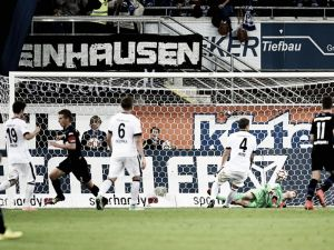 Paderborn 3-1 Eintracht Frankfurt: Breitenreitner's super subs send Paderborn seventh