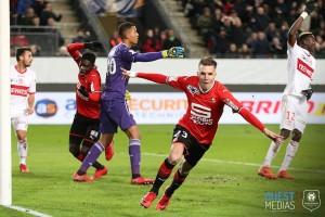 (CDL) Ca passe pour le Stade Rennais !