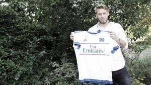 Aaron Hunt, nuevo delantero del Hamburgo