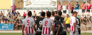 El Lleida Esportiu detiene el Huracán y se pone líder