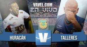 Resultado partido Huracán vs Talleres (1-0)