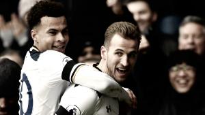 Premier League - Tris di Kane, il Tottenham stende il WBA (4-0)