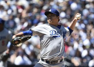 Dodgers Avoid Being Swept In San Diego Behind Hyun-Jin Ryu
