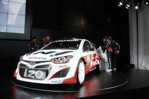 Presentado el equipo Hyundai Shell WRT3