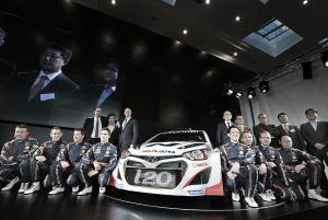 "WRC 2014: Hyundai, a ""acabar"" con Volkswagen"