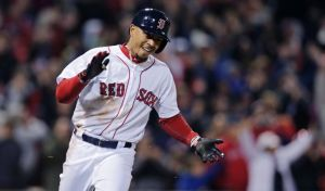 Betts Drives In Winning Run As Red Sox Emerge Walk-Off Winners Over Toronto