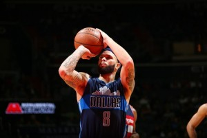 Dallas Mavericks PG Deron Williams Out For Next Two Games