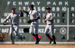 Brett Gardner's 3 RBIs Lead Yankees in 4-2 Win Over Red Sox