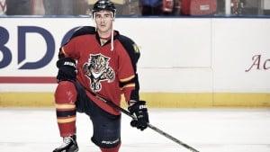 Reilly Smith renueva con los Panthers