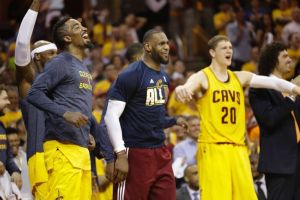 LeBron James, Cleveland Cavaliers Sweep Atlanta Hawks To Advance To The NBA Finals