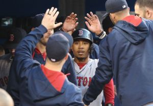 Strong Start From Clay Buchholz Leads Red Sox To 3-1 Win Over Blue Jays