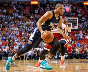 New Orleans Pelicans SG Eric Gordon Out 4-6 Weeks With Finger Injury