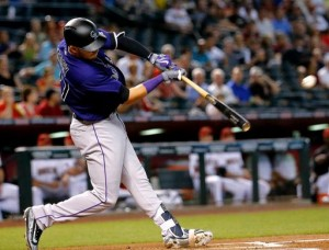 Colorado Rockies' Trevor Story Thrashing Opposing Pitching In Record-Setting Start