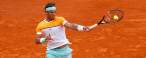 Nadal Starts Strong in Monte Carlo