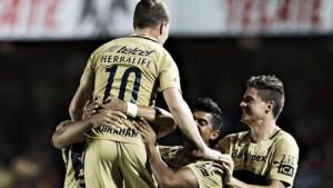 Pumas por fin ruge fuera y derrota a un triste Veracruz