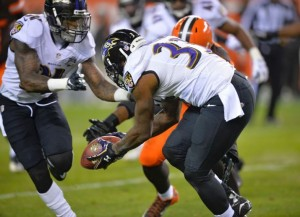 Baltimore Ravens Pull Out Monday Night Thriller On Blocked Field Goal Return