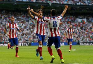 Real Madrid - Atlético de Madrid: puntuaciones del Atlético, jornada 3