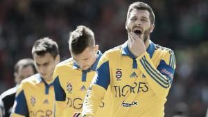 La falta de gol trae malos recuerdos en Tigres