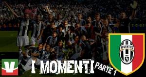 Juventus, i momenti dello scudetto della leggenda - Parte 1: il 2016