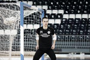 Iago Barro renueva por tres temporadas con el Uruguay Tenerife