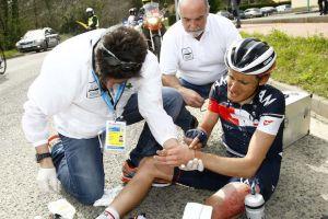 Vicioso y Coppel abandonan la Vuelta al País Vasco