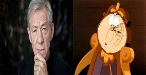 Ian McKellen se une a 'La bella y la bestia' como Ding Dong