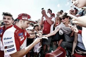 """Andrea Iannone: """"Va a ser una carrera muy apretada"""""""